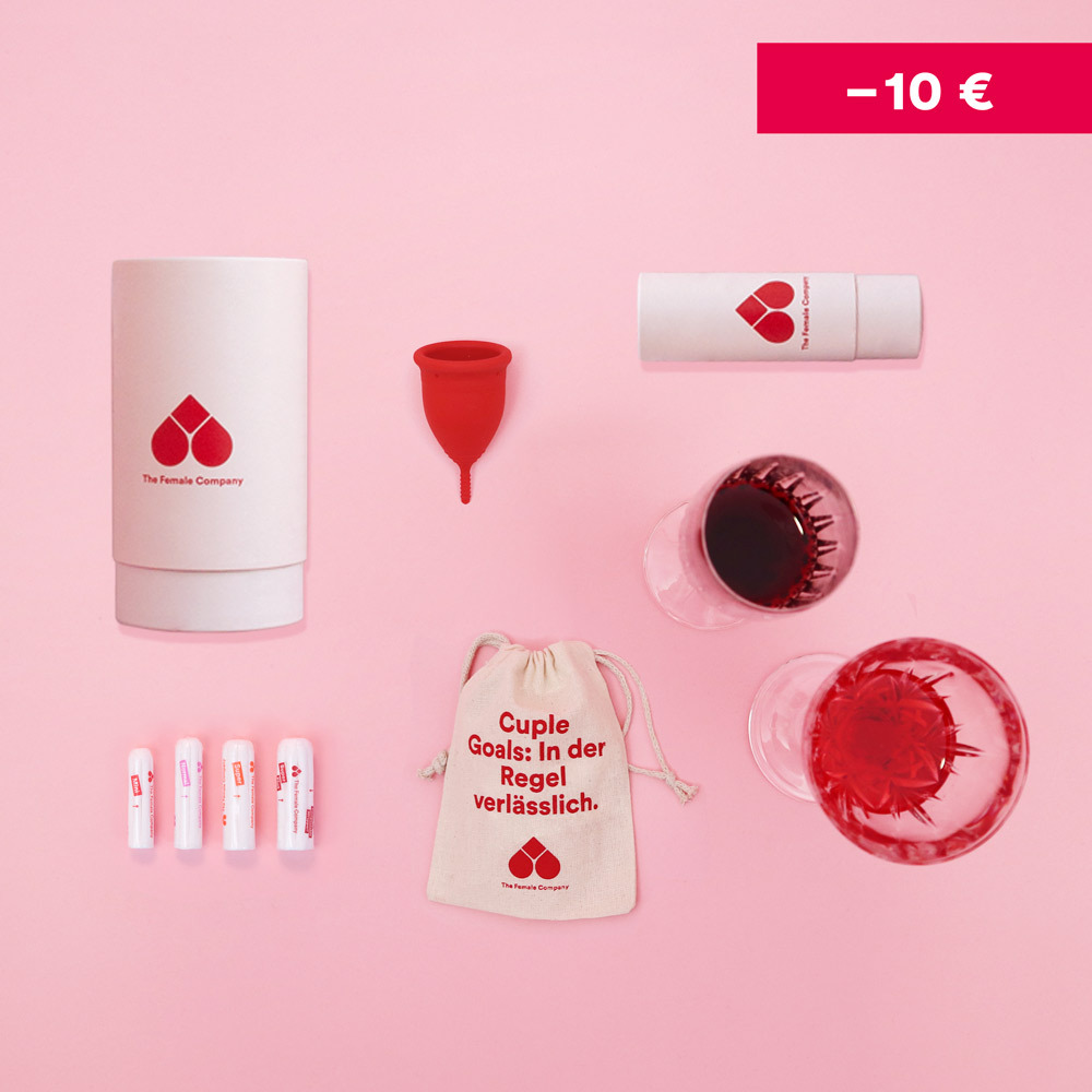 Menstruationstasse Starterset