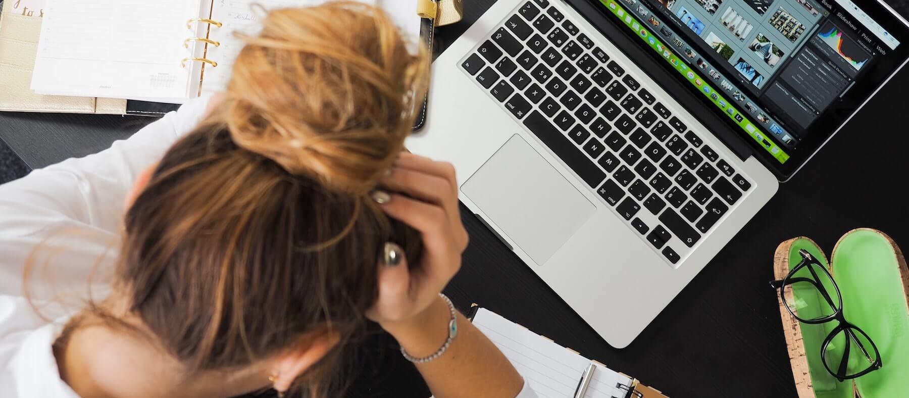 Arbeiten trotz Periodenschmerzen