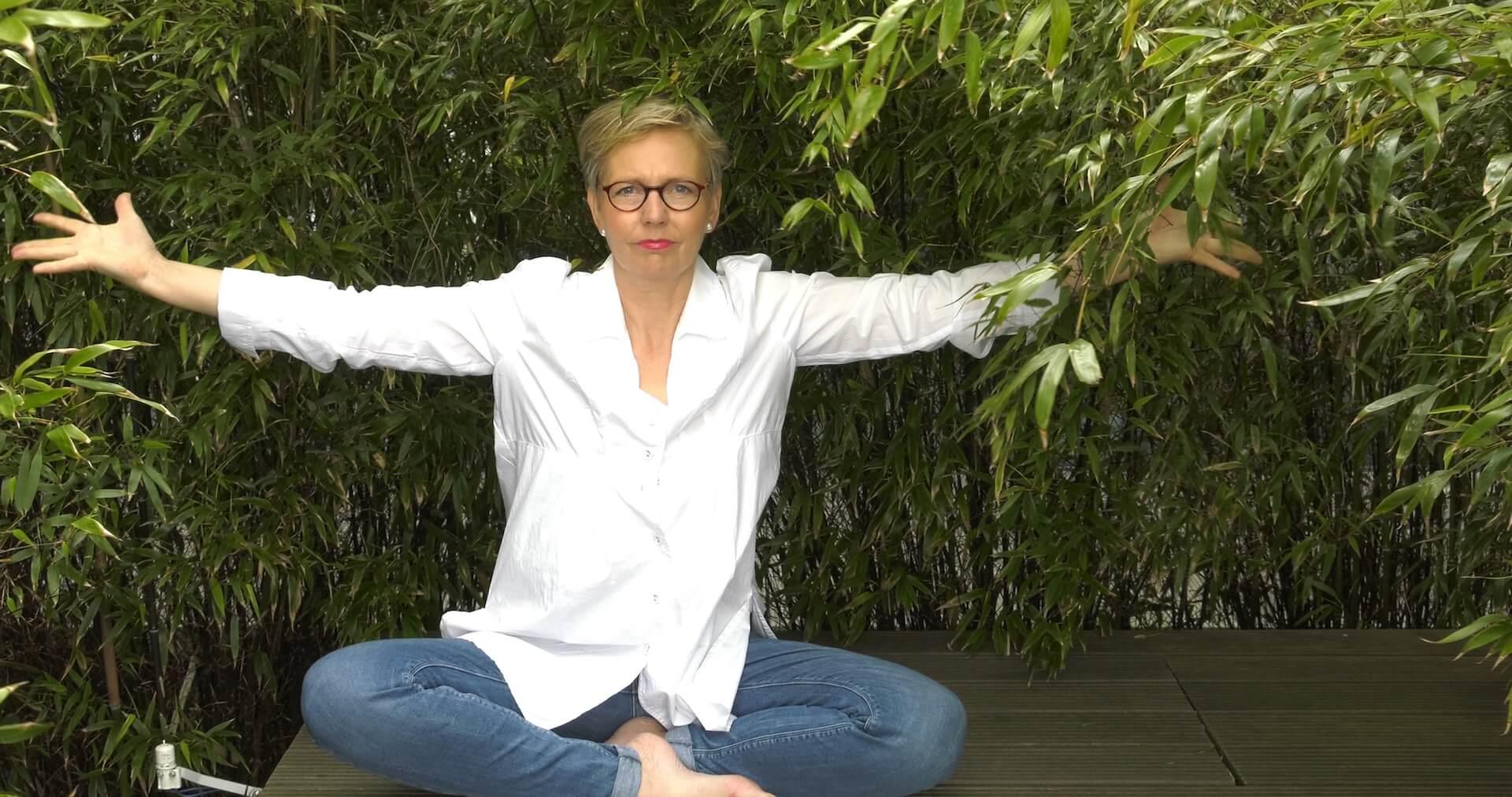 Cornelia von Yoga für alle e.V.