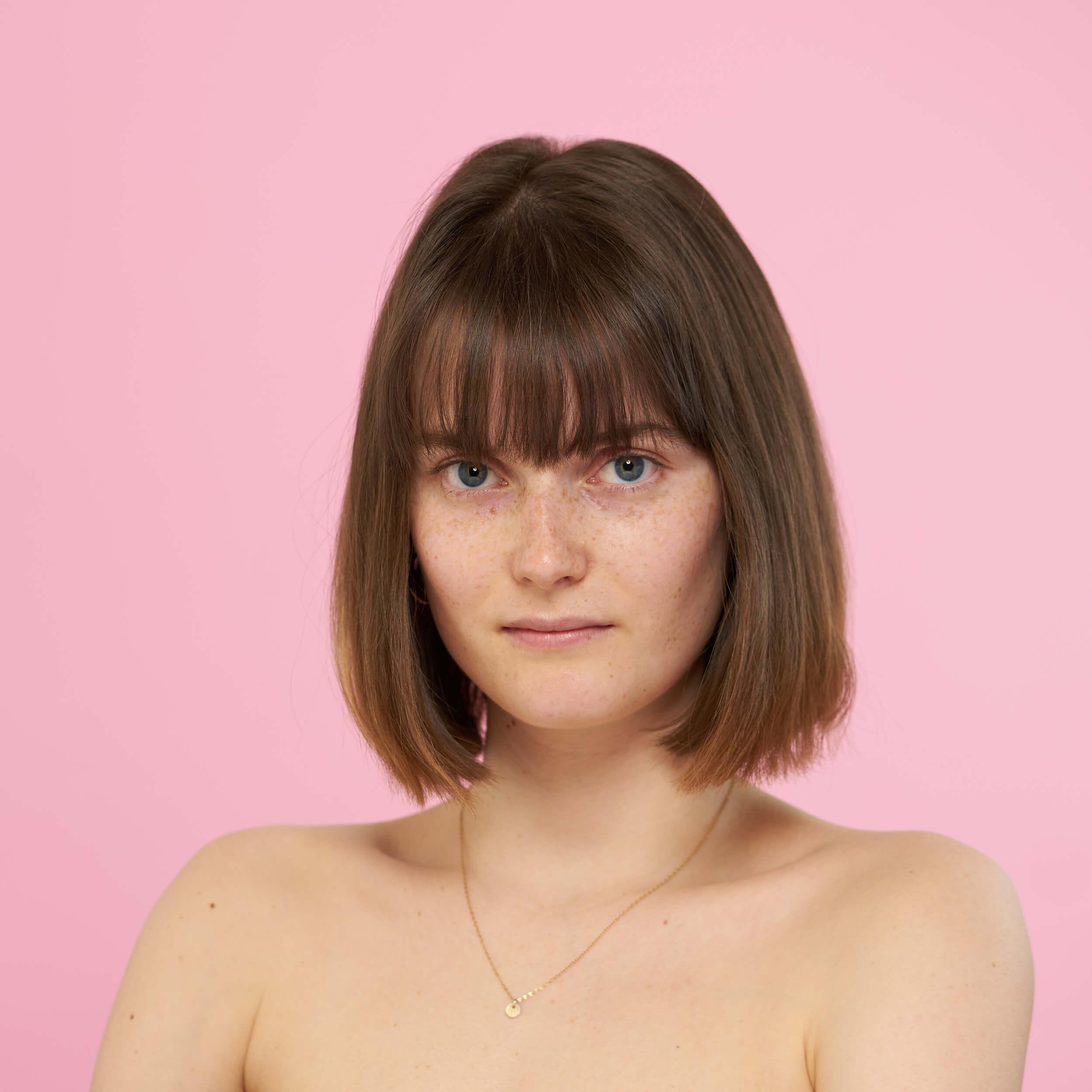 Naked und ungeschminkt: Christina