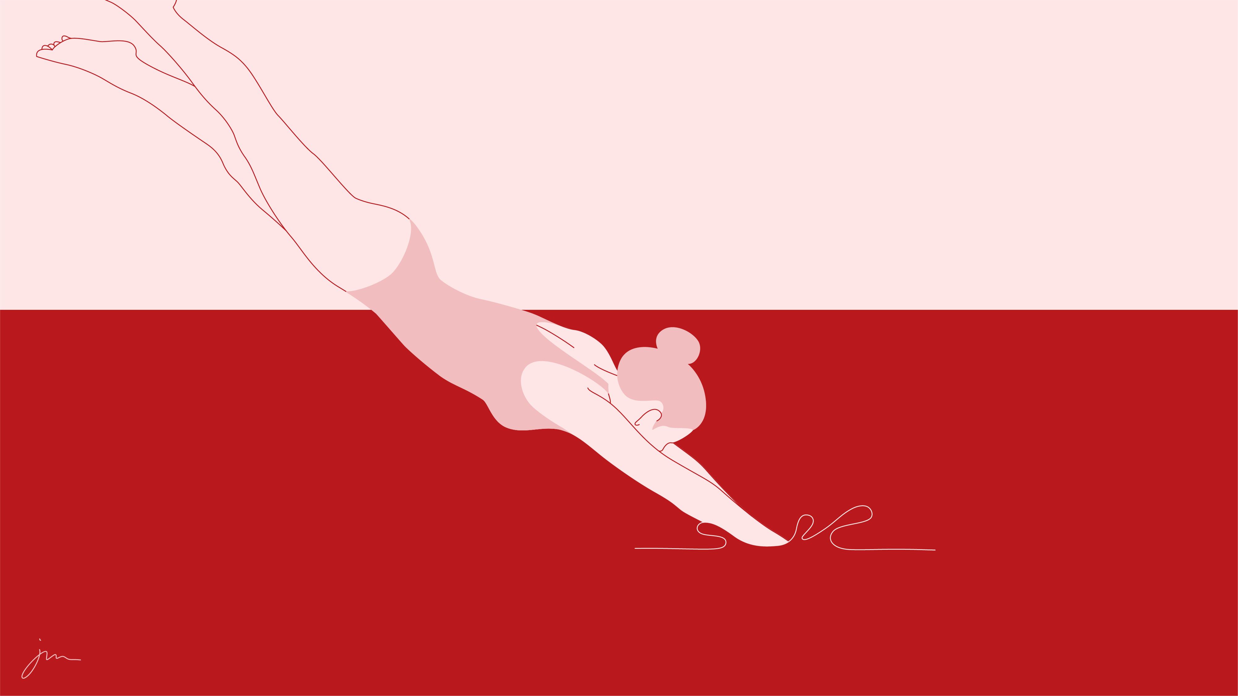 Schwimmen mit Menstruationstasse?