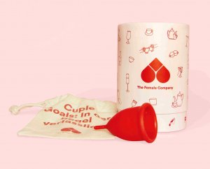 Menstruationstasse Aufbewahrung